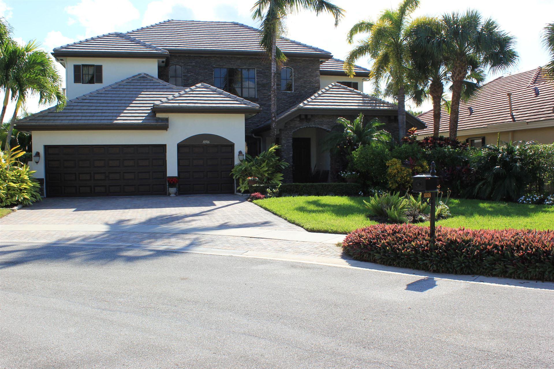 10506 Vignon Court, Wellington, FL 33449 - #: RX-10674611