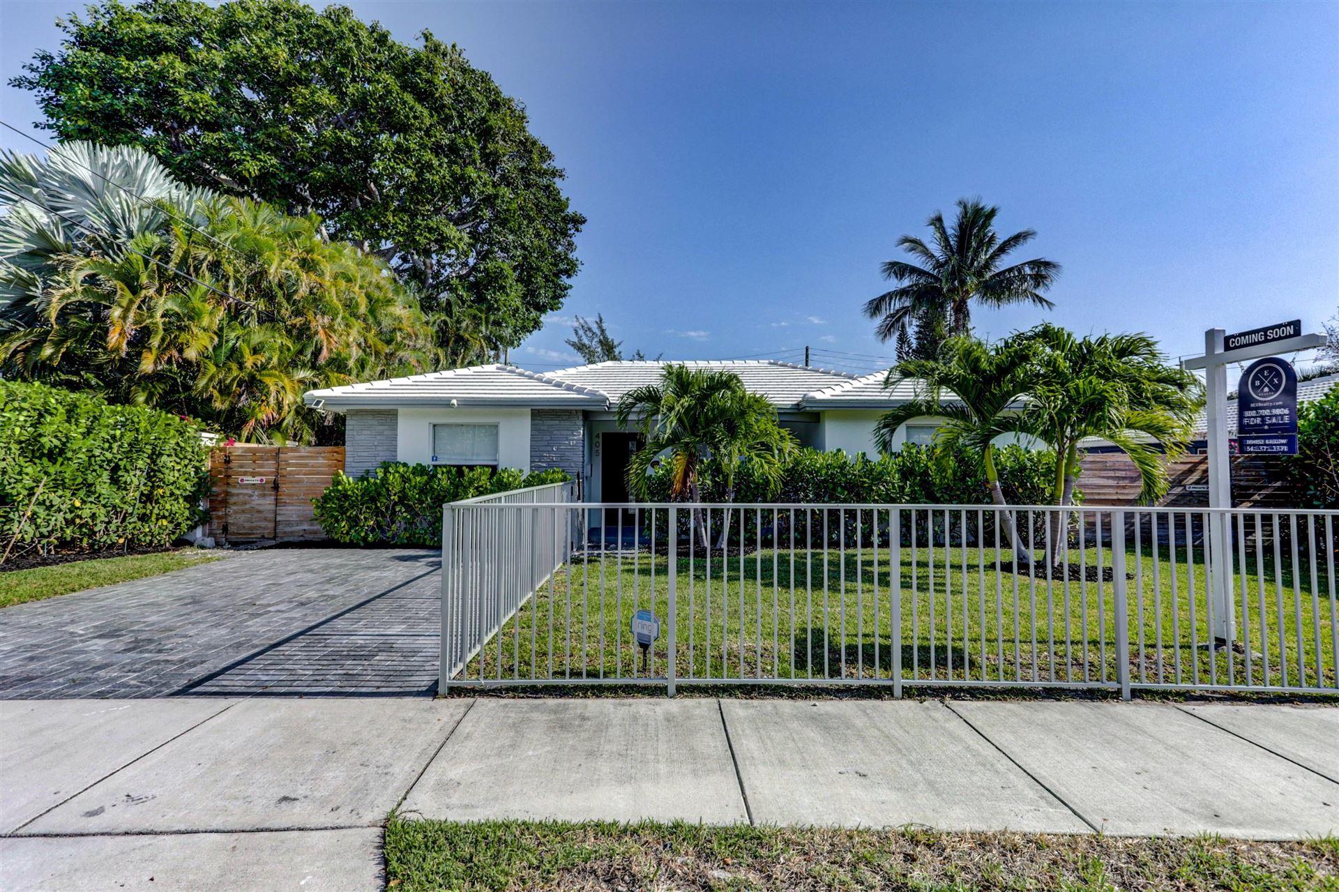 Photo of 405 28th Street, West Palm Beach, FL 33407 (MLS # RX-10708611)