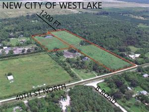 Photo of 15489 North Road, Loxahatchee Groves, FL 33470 (MLS # RX-10489612)