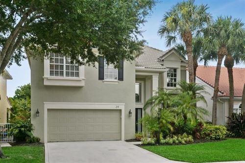 Photo of 29 Princewood Lane, Palm Beach Gardens, FL 33410 (MLS # RX-10638612)