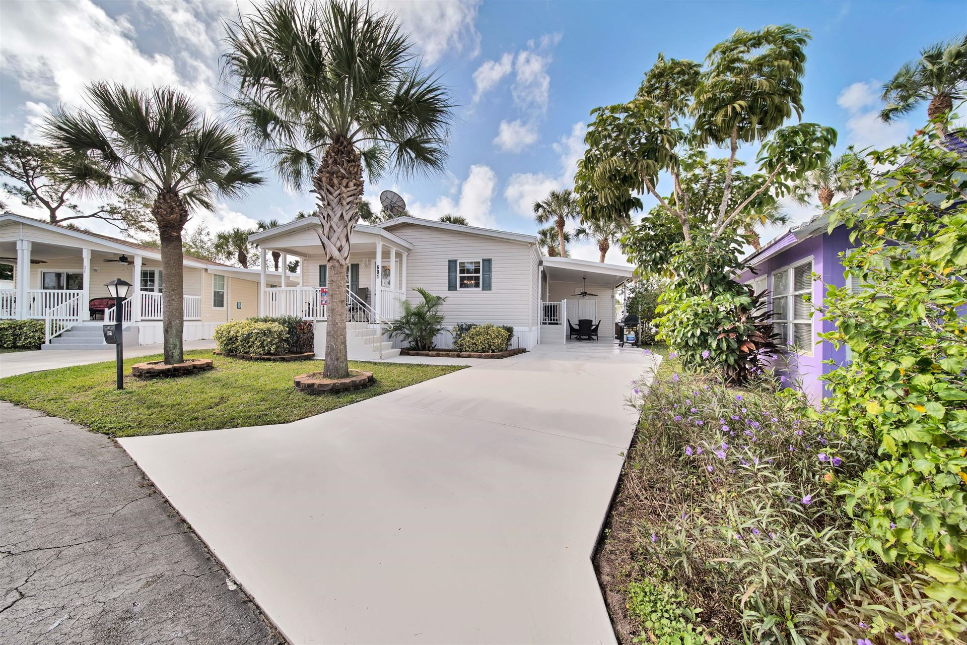 601 Jasmine Lane, Deerfield Beach, FL 33442 - #: RX-10681612