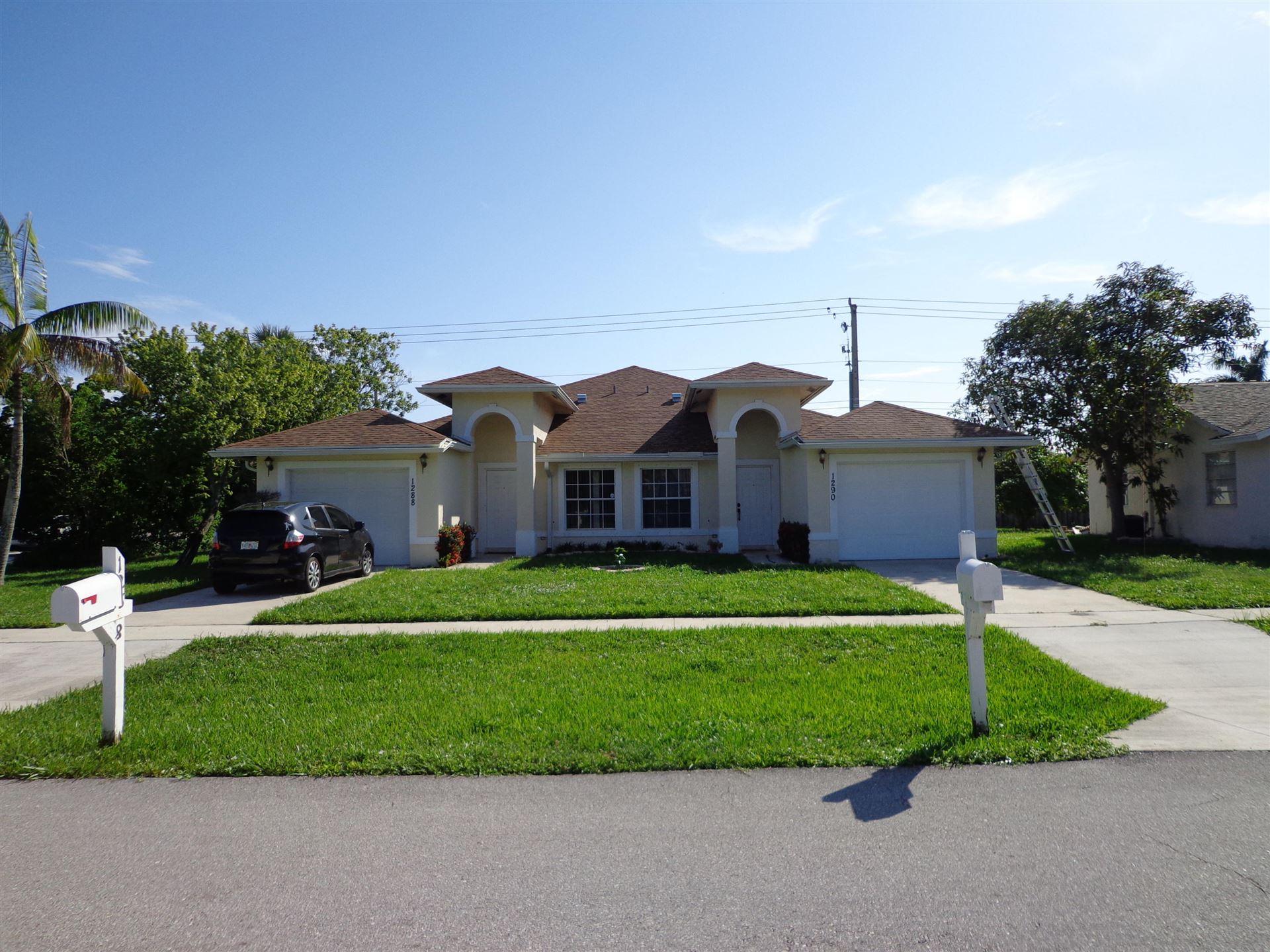 1288 Riverside Circle, Wellington, FL 33414 - MLS#: RX-10733612