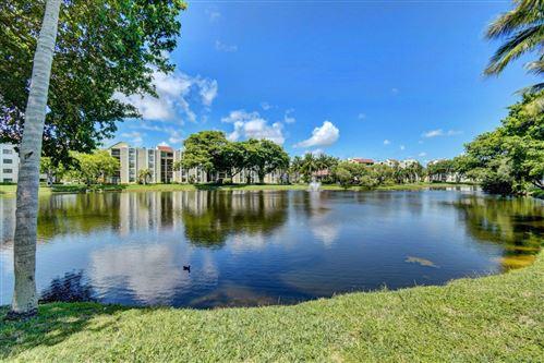 Photo of 955 Egret Circle #209, Delray Beach, FL 33444 (MLS # RX-10656613)