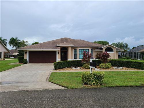 Photo of 13707 Staimford Drive, Wellington, FL 33414 (MLS # RX-10665613)