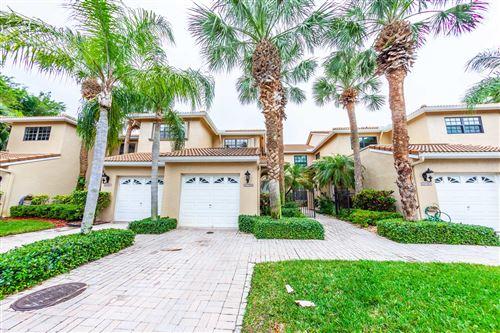 Photo of 22799 Trelawny Terrace #D, Boca Raton, FL 33433 (MLS # RX-10684613)