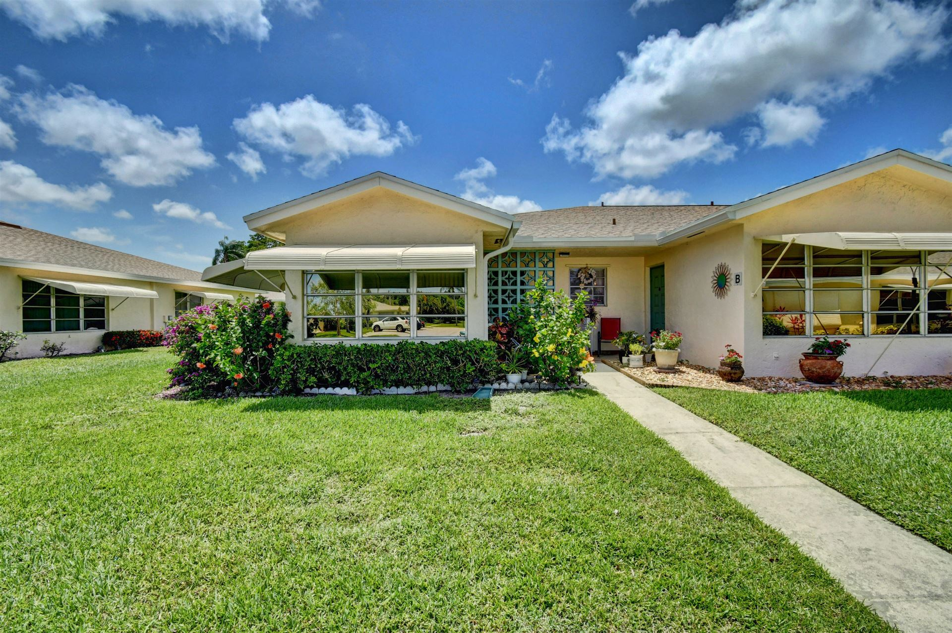 Photo of 5085 Lakefront Boulevard #A, Delray Beach, FL 33484 (MLS # RX-10675613)