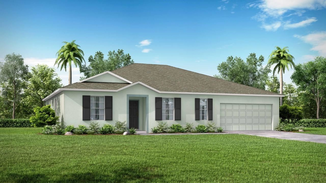 1374 SW Bartell Avenue, Port Saint Lucie, FL 34953 - #: RX-10733613