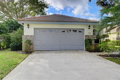 Photo of Listing MLS rx in 4300 Sherwood Forest Drive Delray Beach FL 33445