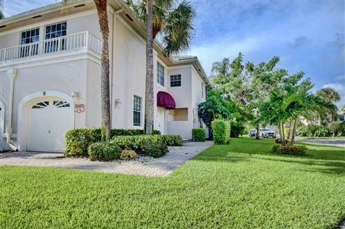 Photo of 5083 Lake Catalina Drive #D, Boca Raton, FL 33496 (MLS # RX-10638614)
