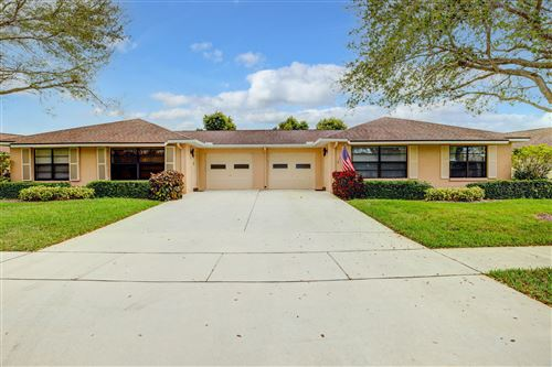 Photo of 4350 Pear Tree Circle #B, Boynton Beach, FL 33436 (MLS # RX-10694614)
