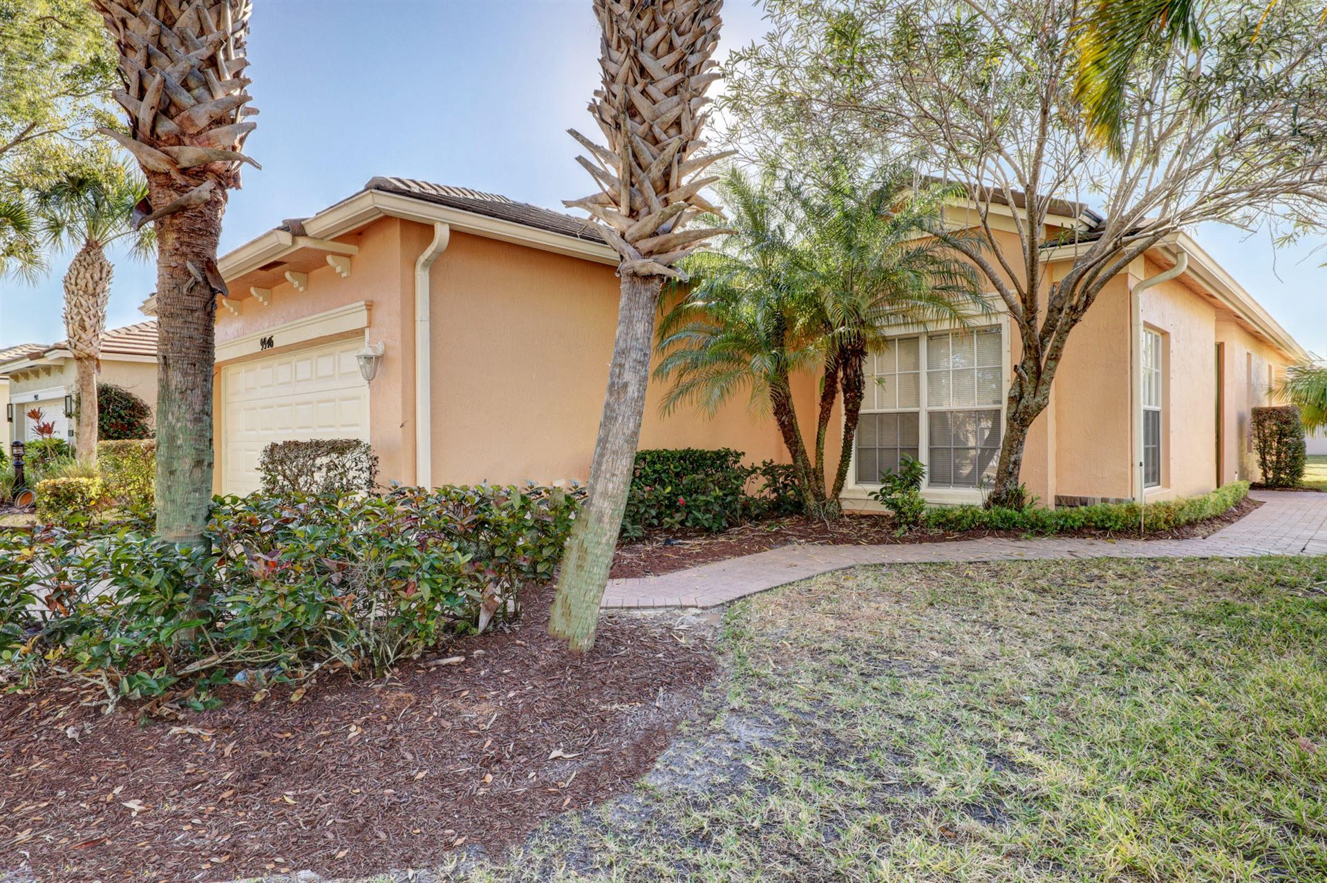 Photo of 9946 SW Eastbook Circle, Port Saint Lucie, FL 34987 (MLS # RX-10687614)