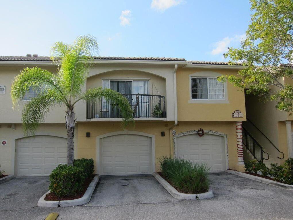 1600 S Crestwood Court #1610, Royal Palm Beach, FL 33411 - MLS#: RX-10732614