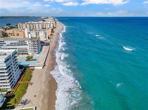 Foto de inmueble con direccion 3581 S Ocean Boulevard #6-D South Palm Beach FL 33480 con MLS RX-10581615