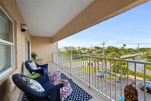 Photo of 3520 S Ocean Boulevard #H306, South Palm Beach, FL 33480 (MLS # RX-10591615)