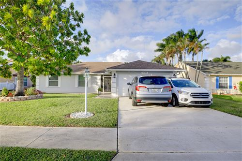 Photo of 8539 White Egret Way, Lake Worth, FL 33467 (MLS # RX-10673615)