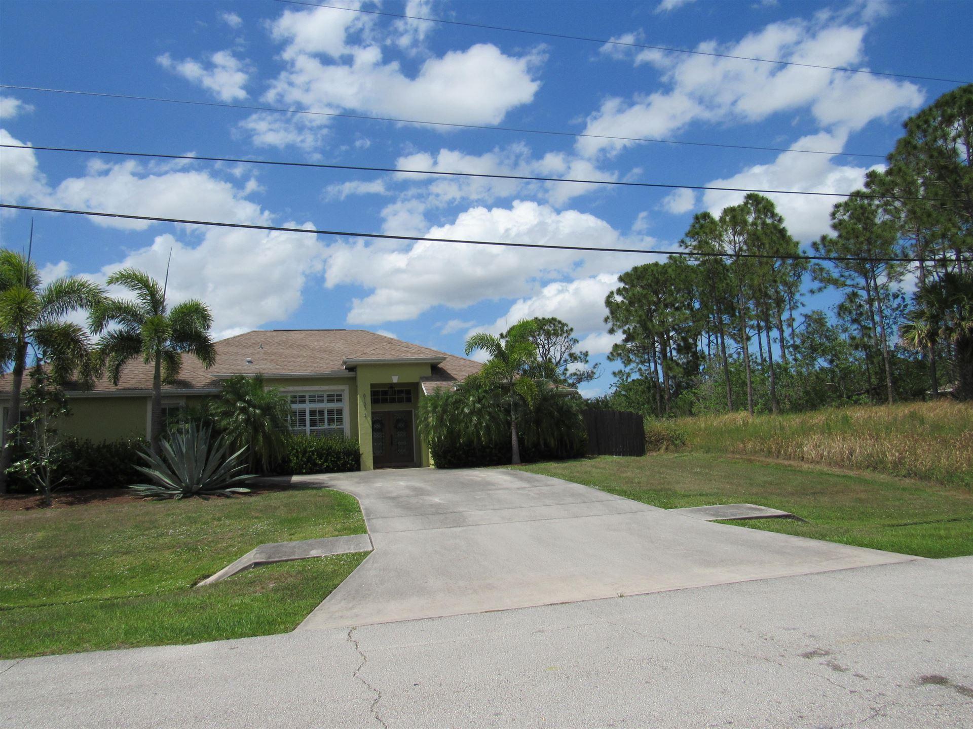 6133 NW East Deville Circle, Port Saint Lucie, FL 34986 - MLS#: RX-10716615