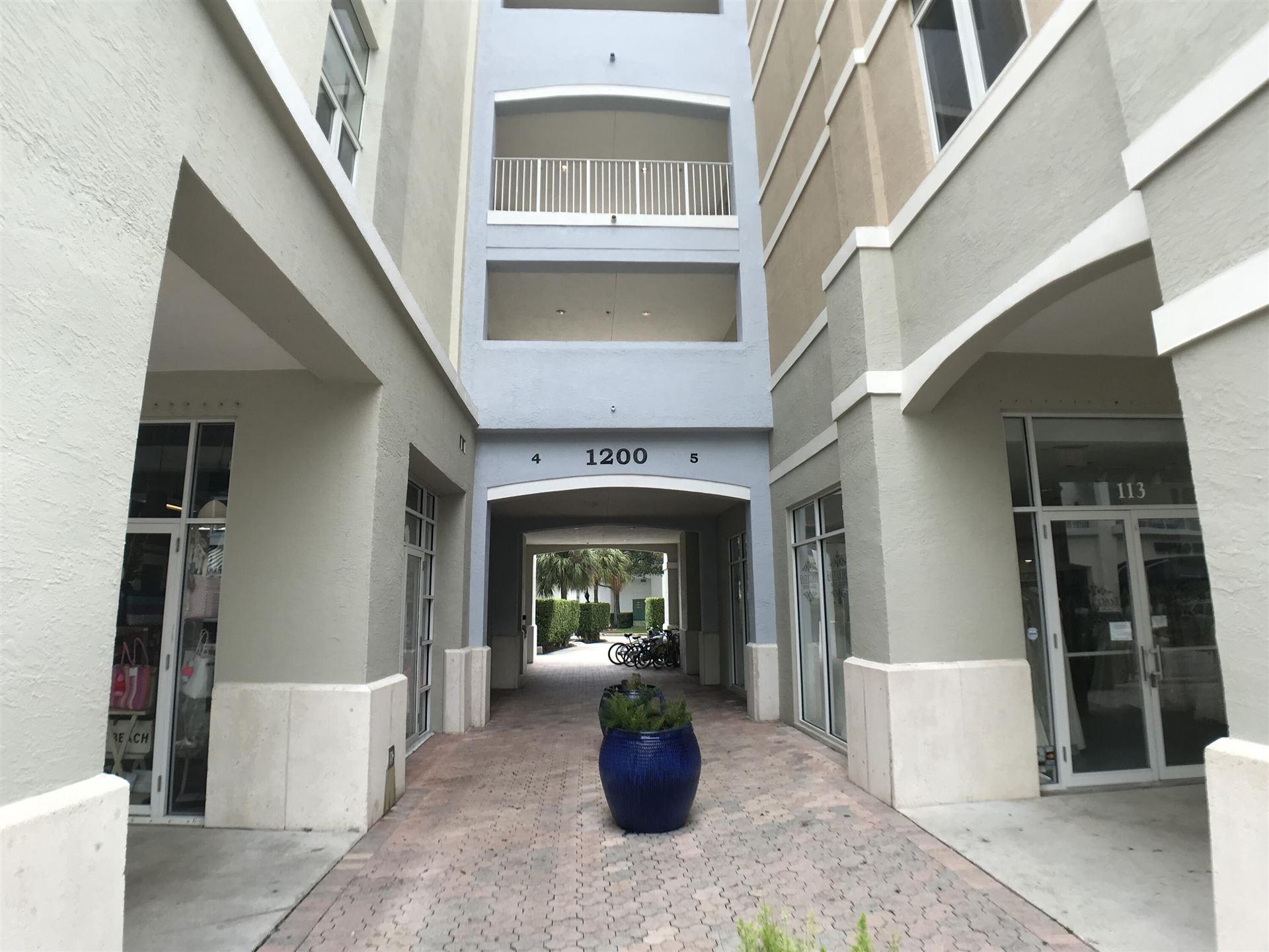 Photo of 1200 Town Center Drive #214, Jupiter, FL 33458 (MLS # RX-10747615)