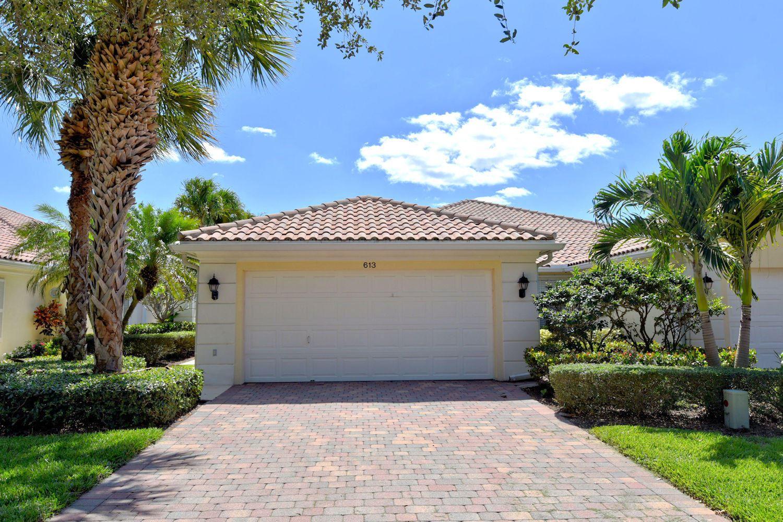 613 Hudson Bay Drive, Palm Beach Gardens, FL 33410 - #: RX-10622616