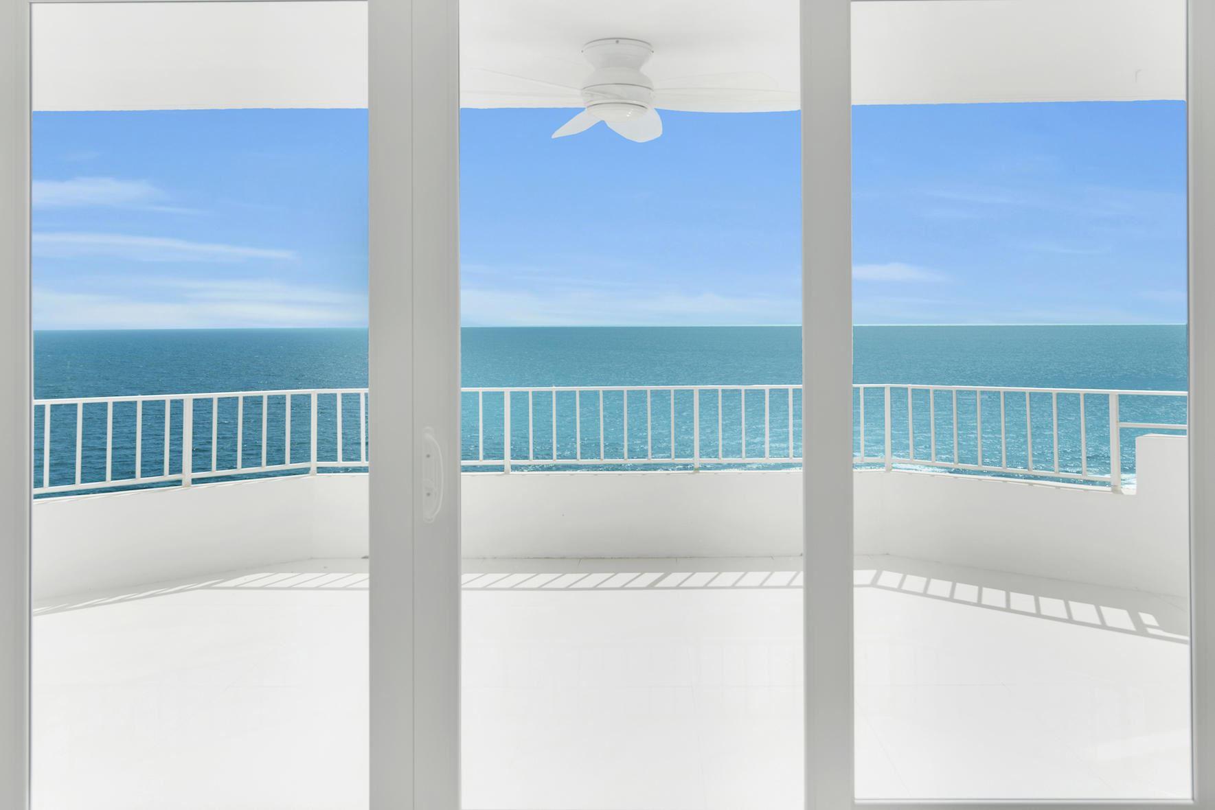 Photo of 550 S Ocean Boulevard #1406-1408, Boca Raton, FL 33432 (MLS # RX-10667616)