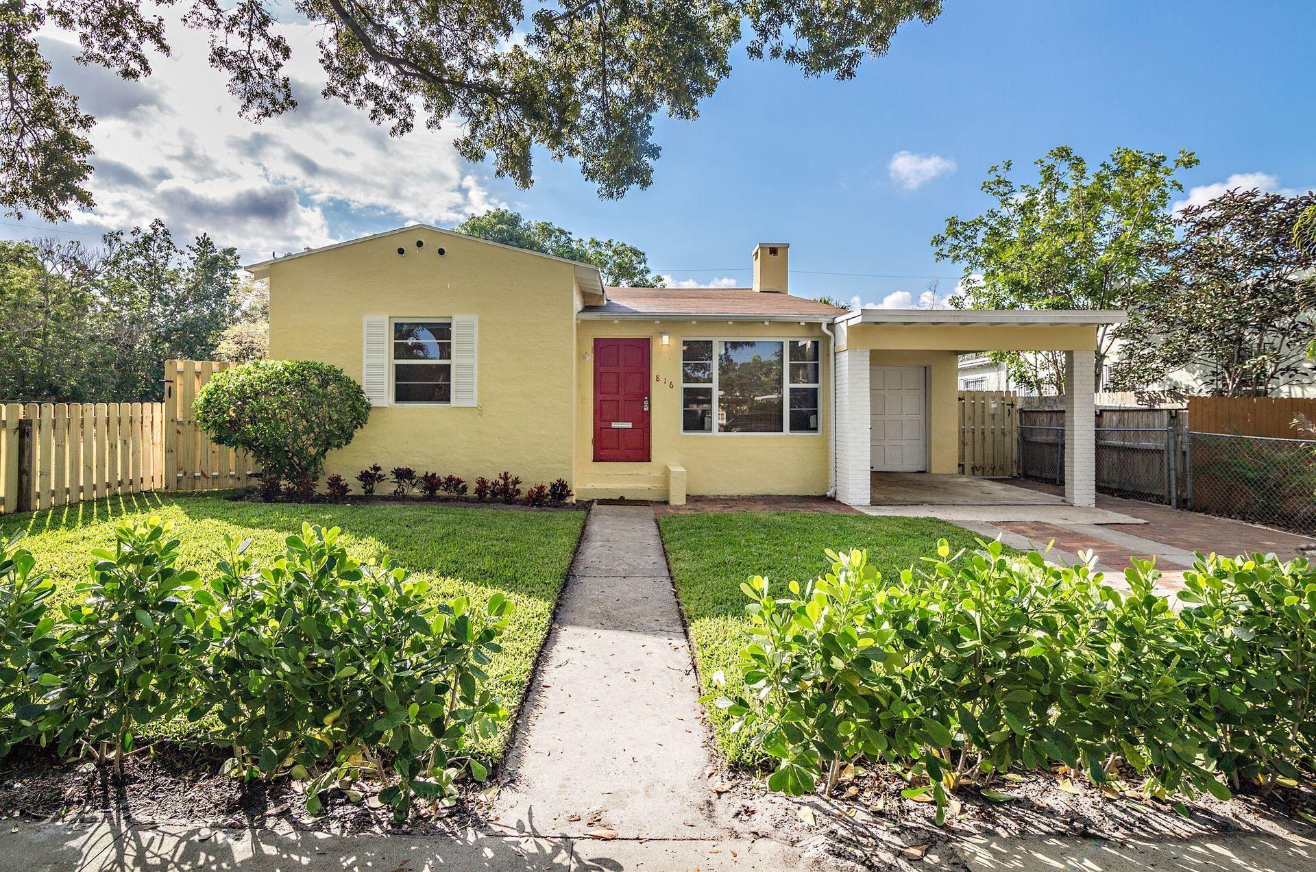 816 Sunset Road, West Palm Beach, FL 33401 - #: RX-10686616