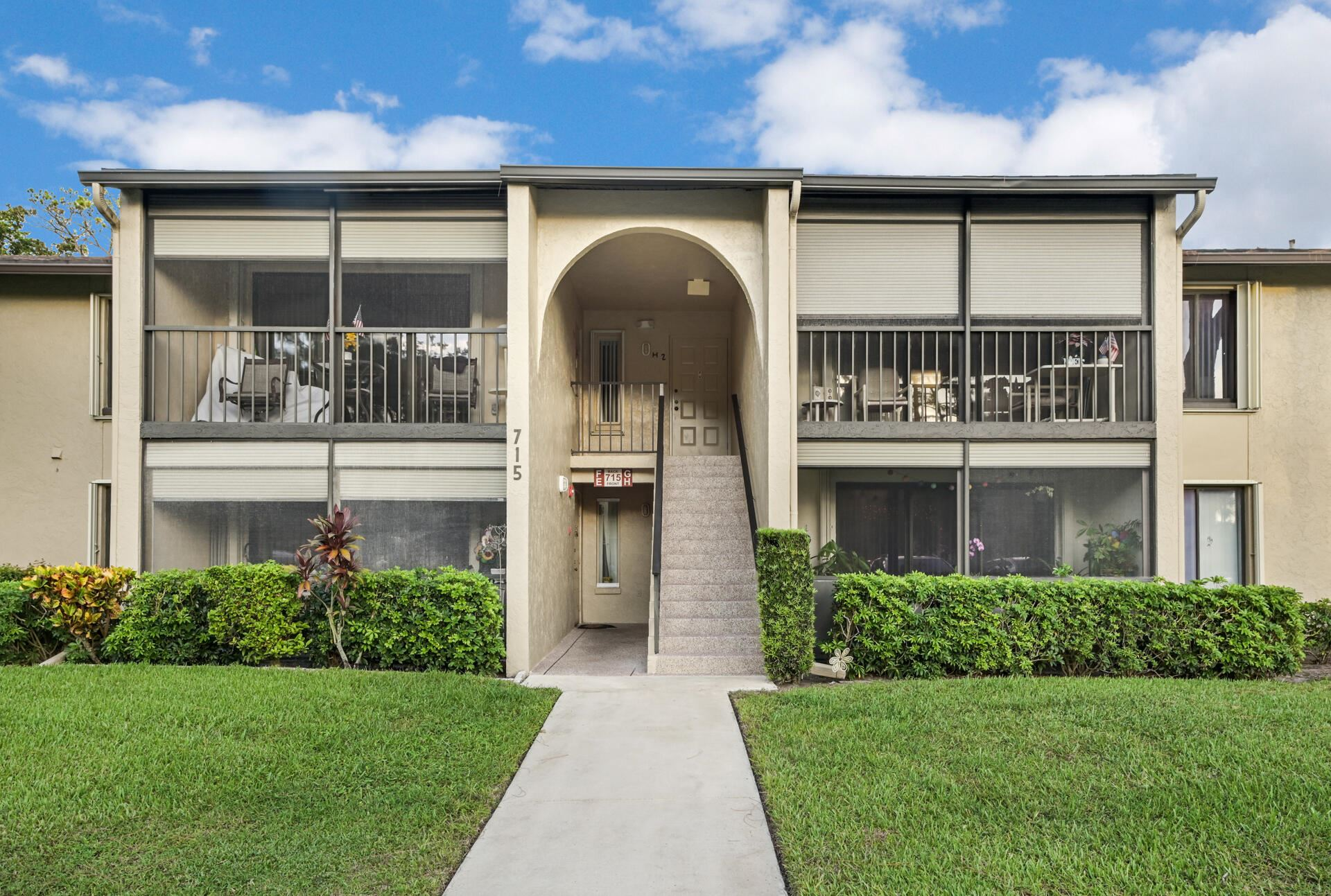 715 Sunny Pine Way #G1, Greenacres, FL 33415 - MLS#: RX-10753617