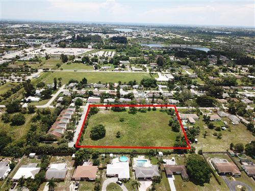 Photo of Listing MLS rx in 4225 Gulfstream Road Lake Worth FL 33461