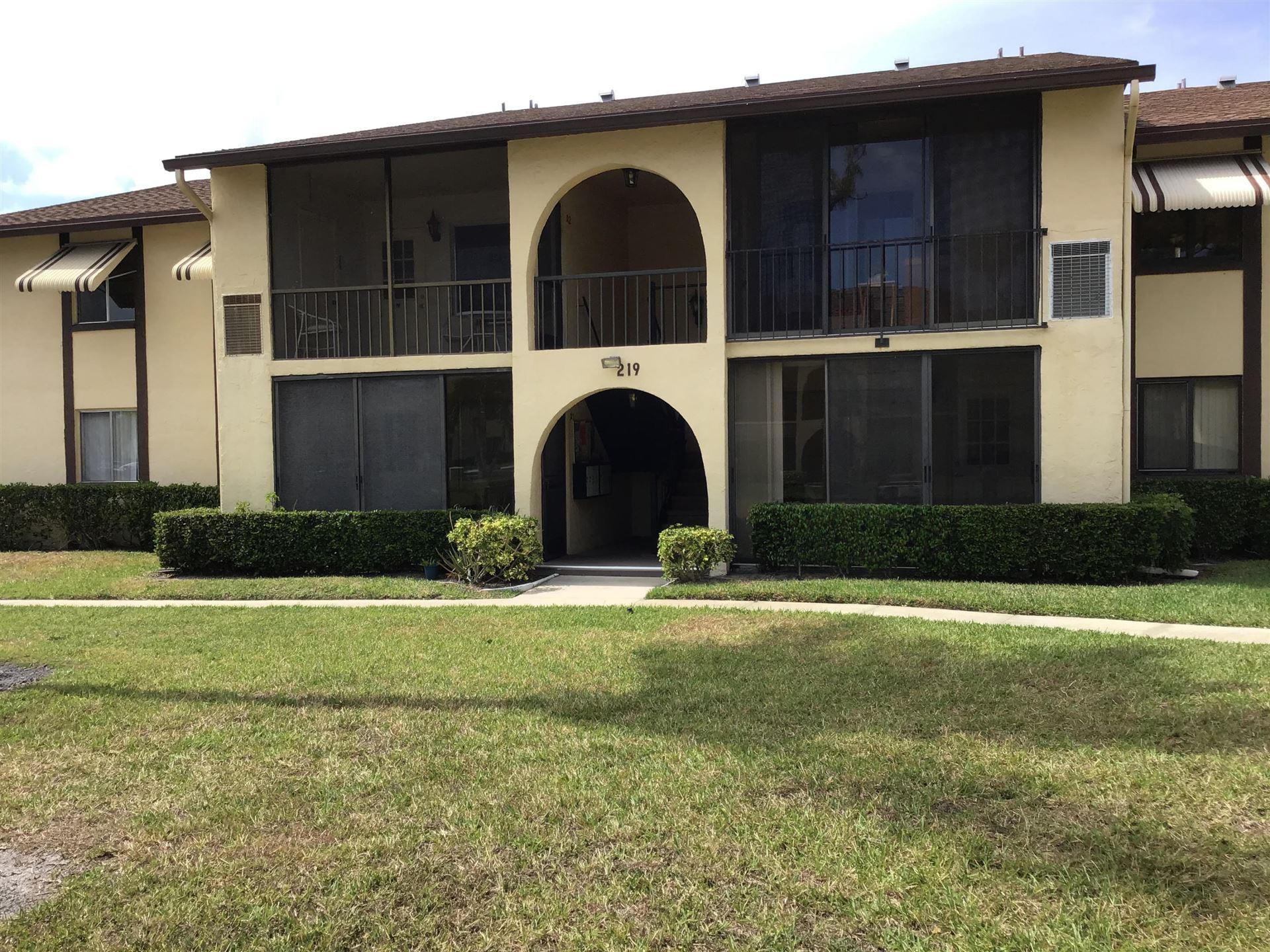 219 Pine Hov Circle #A-2, Greenacres, FL 33463 - MLS#: RX-10705618