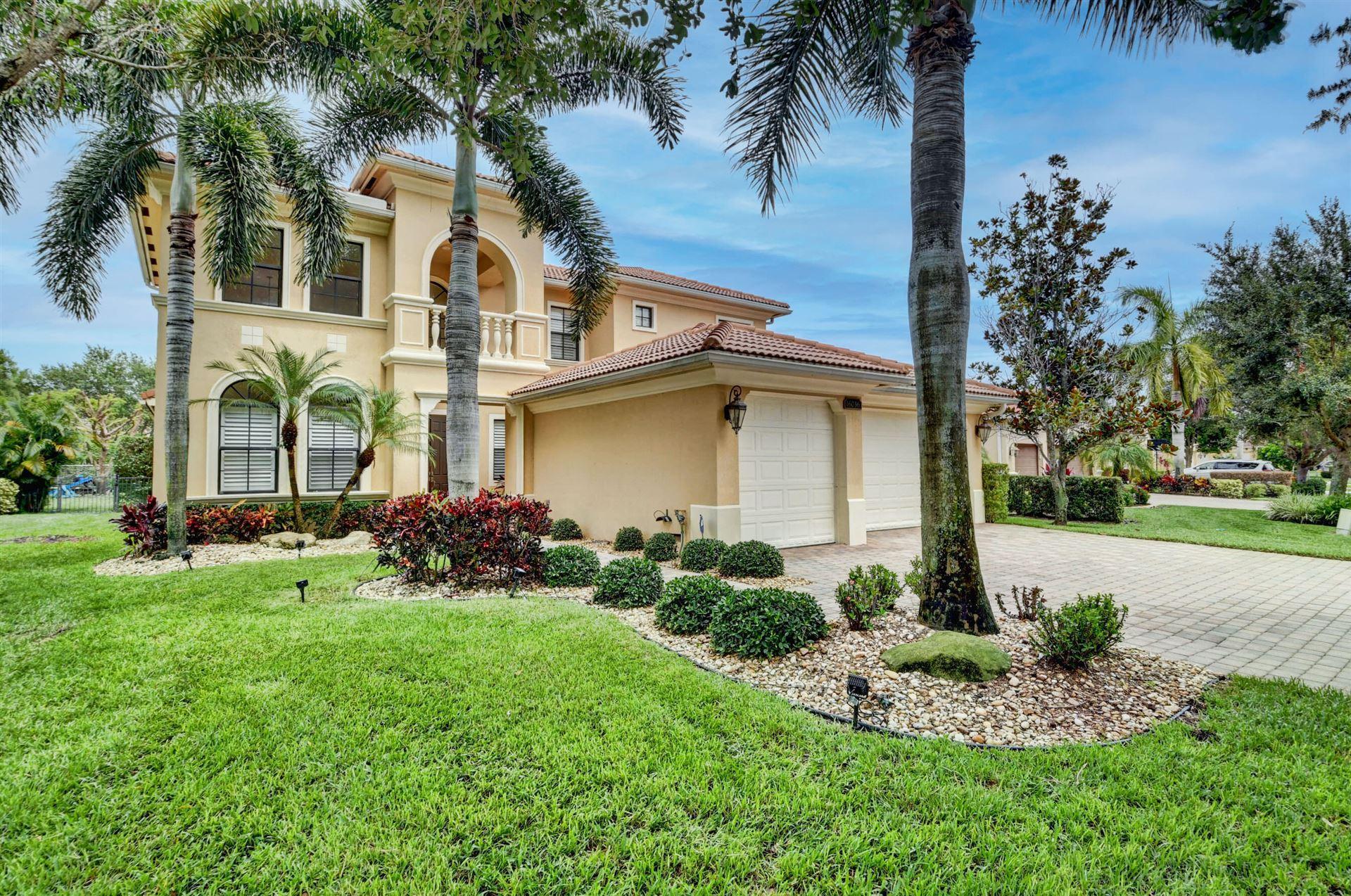 16036 Glencrest Avenue, Delray Beach, FL 33446 - #: RX-10726618