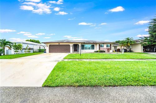 Photo of 4714 Bison Street, Boca Raton, FL 33428 (MLS # RX-10660619)