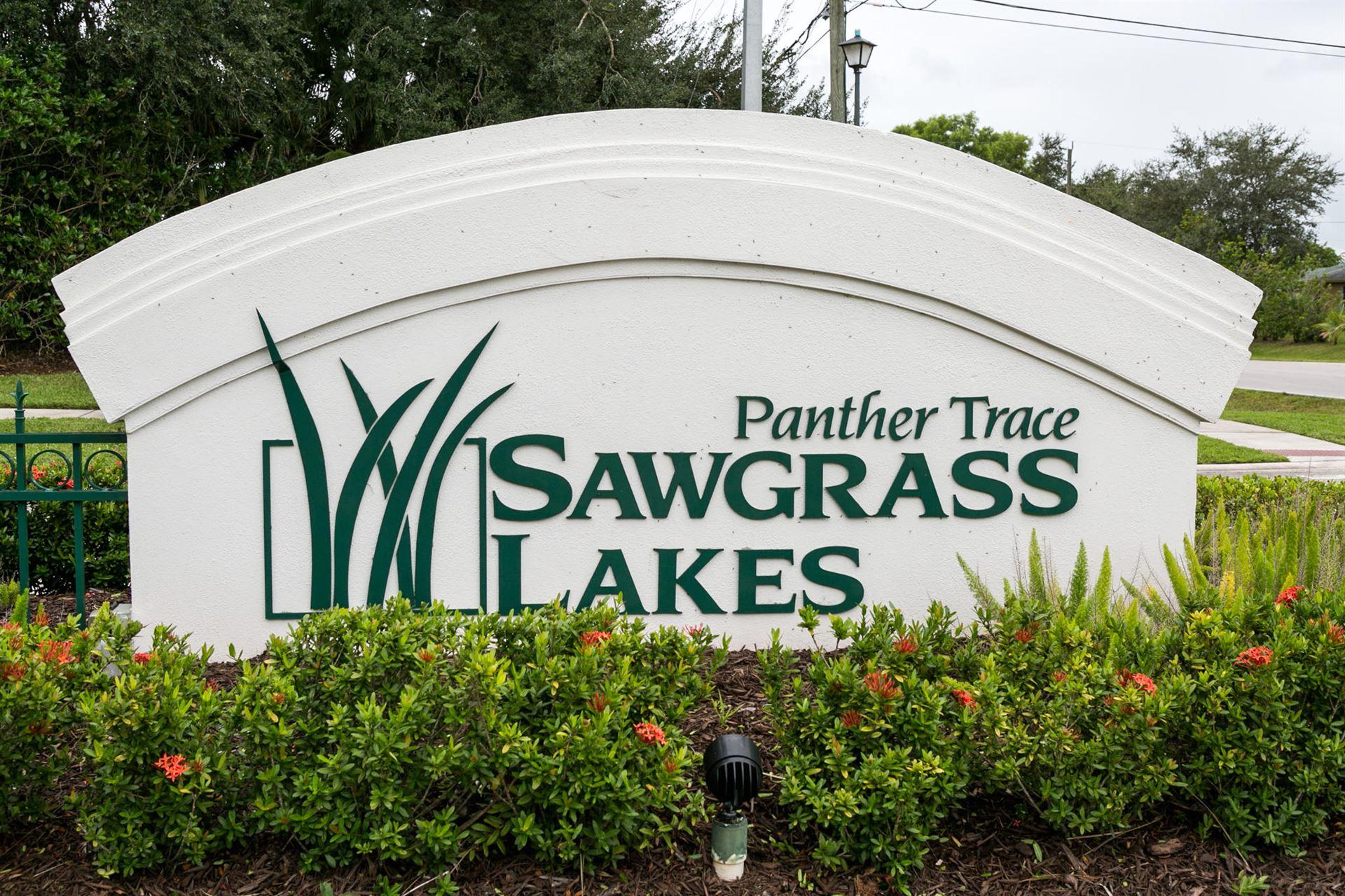 278 SW Panther Trace, Port Saint Lucie, FL 34953 - #: RX-10632619