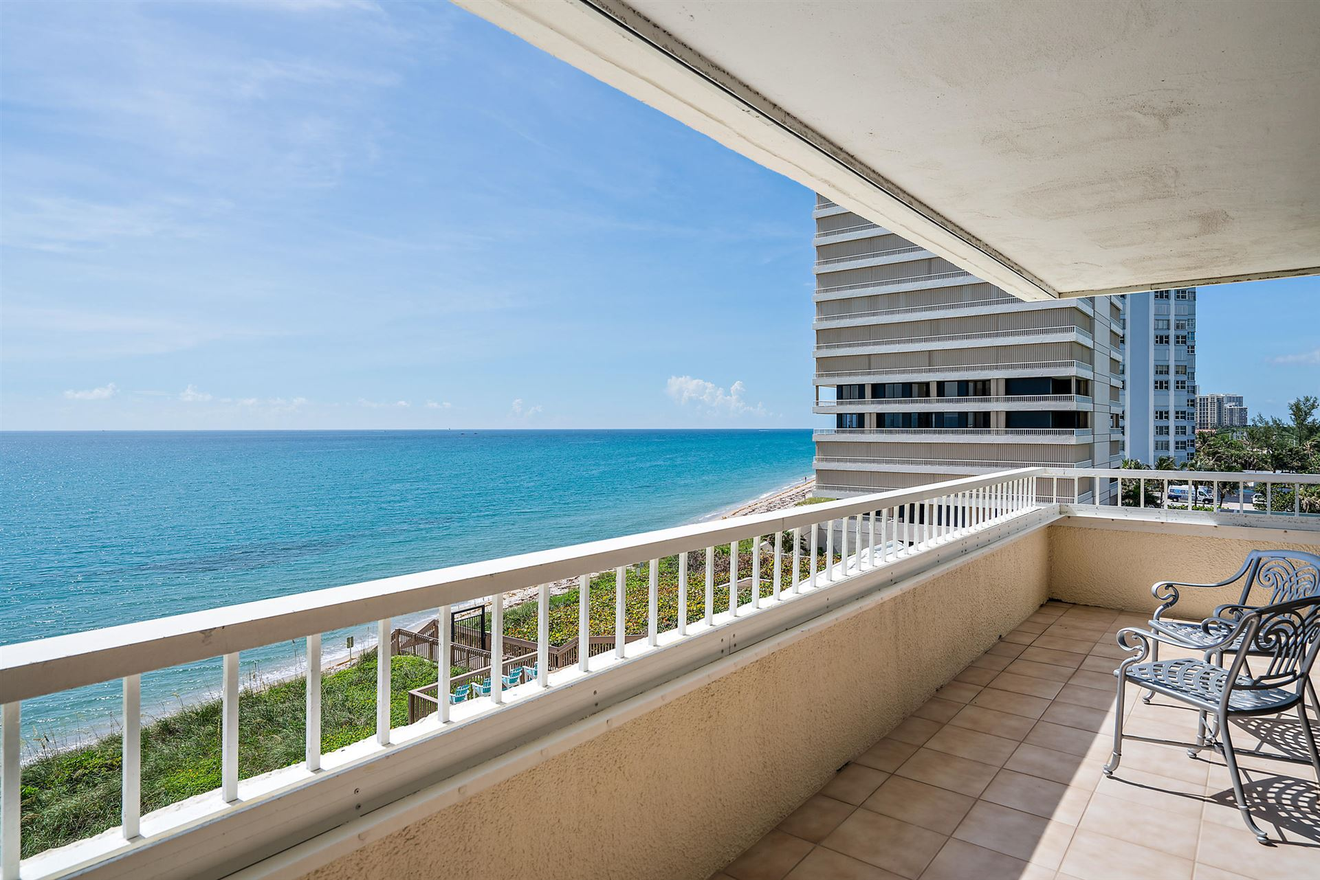 Photo of 5280 N Ocean Drive #3-A, Singer Island, FL 33404 (MLS # RX-10634619)