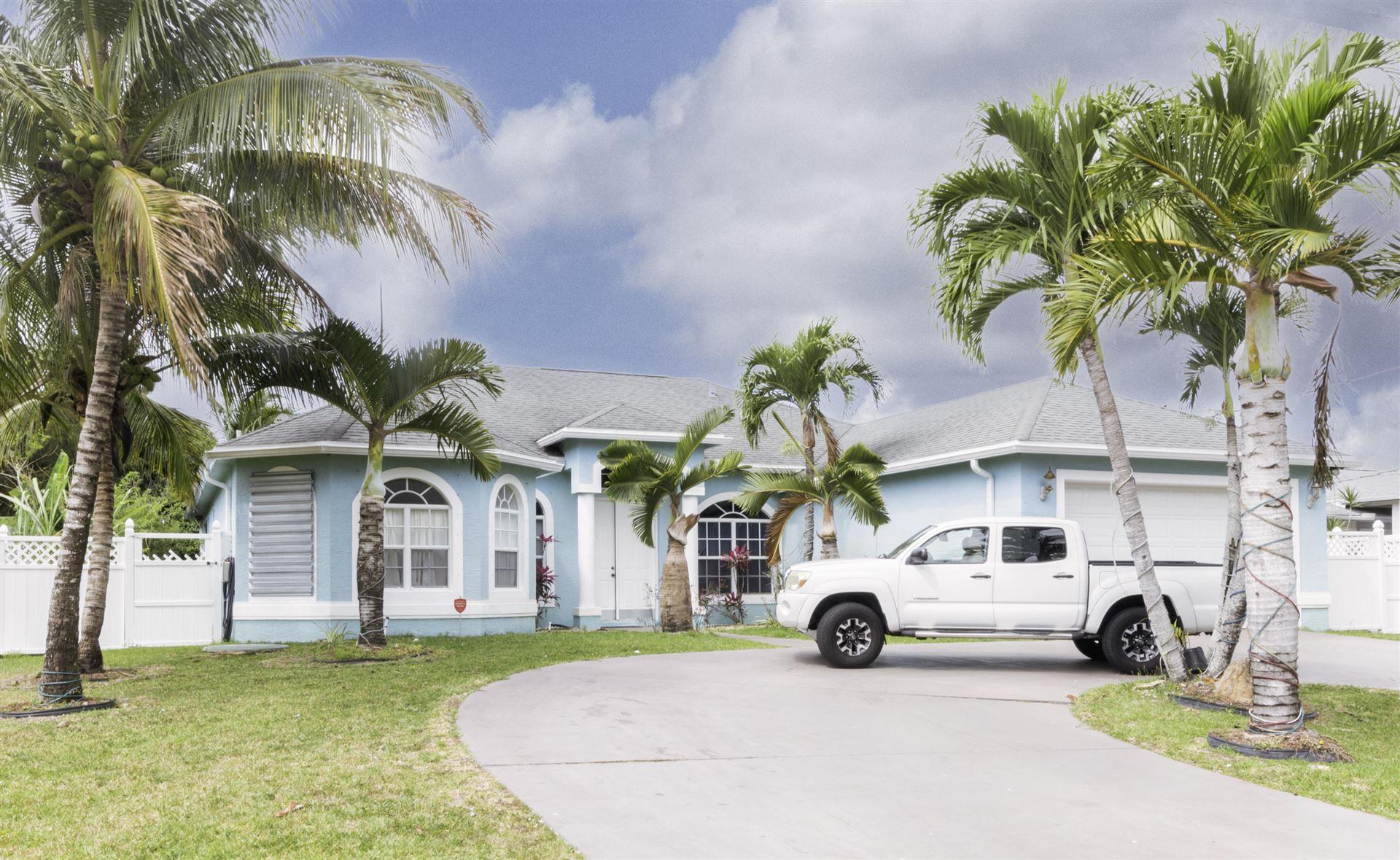 1942 SE Fallon Drive, Port Saint Lucie, FL 34983 - #: RX-10704619