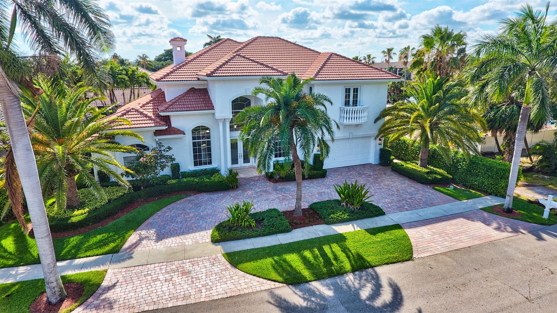 7899 NE Spanish Trail Court, Boca Raton, FL 33487 - MLS#: RX-10719619