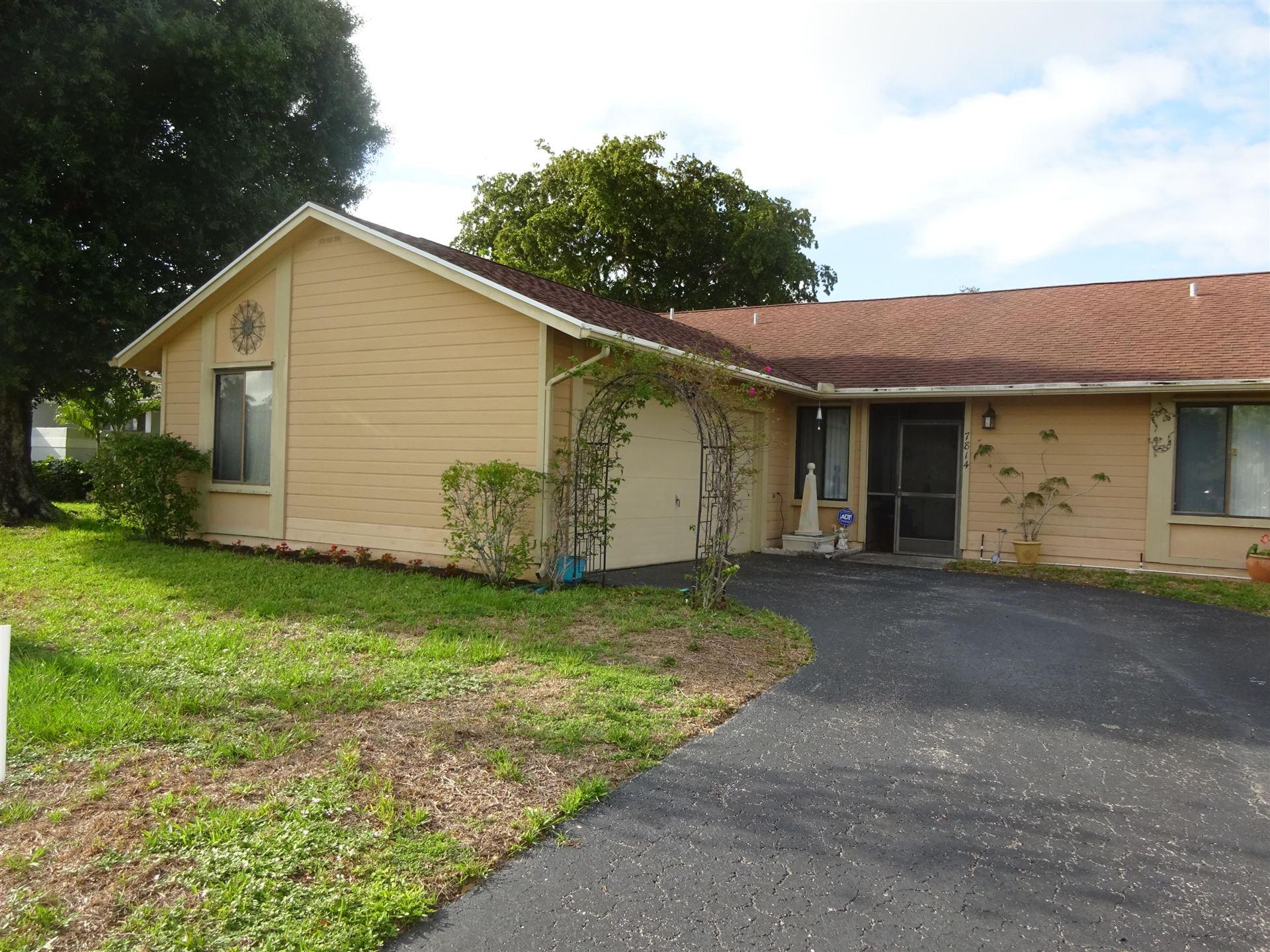 7814 Blackwood Lane, Lake Worth, FL 33467 - #: RX-10723619