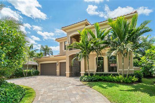 Photo of 10 Kintyre Road, Palm Beach Gardens, FL 33418 (MLS # RX-10644620)