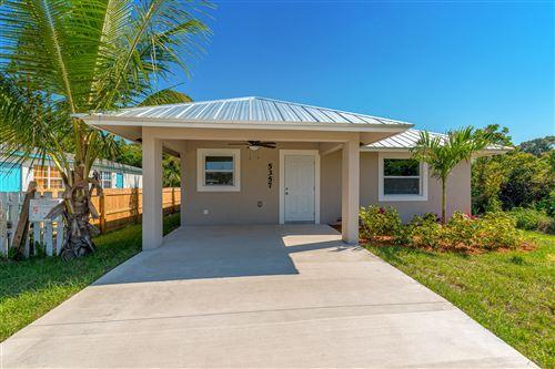 Photo of 5357 SE Driftwood Avenue, Stuart, FL 34997 (MLS # RX-10696620)