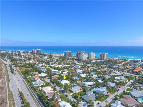 Photo of 461 Jupiter Lane, Juno Beach, FL 33408 (MLS # RX-10707620)