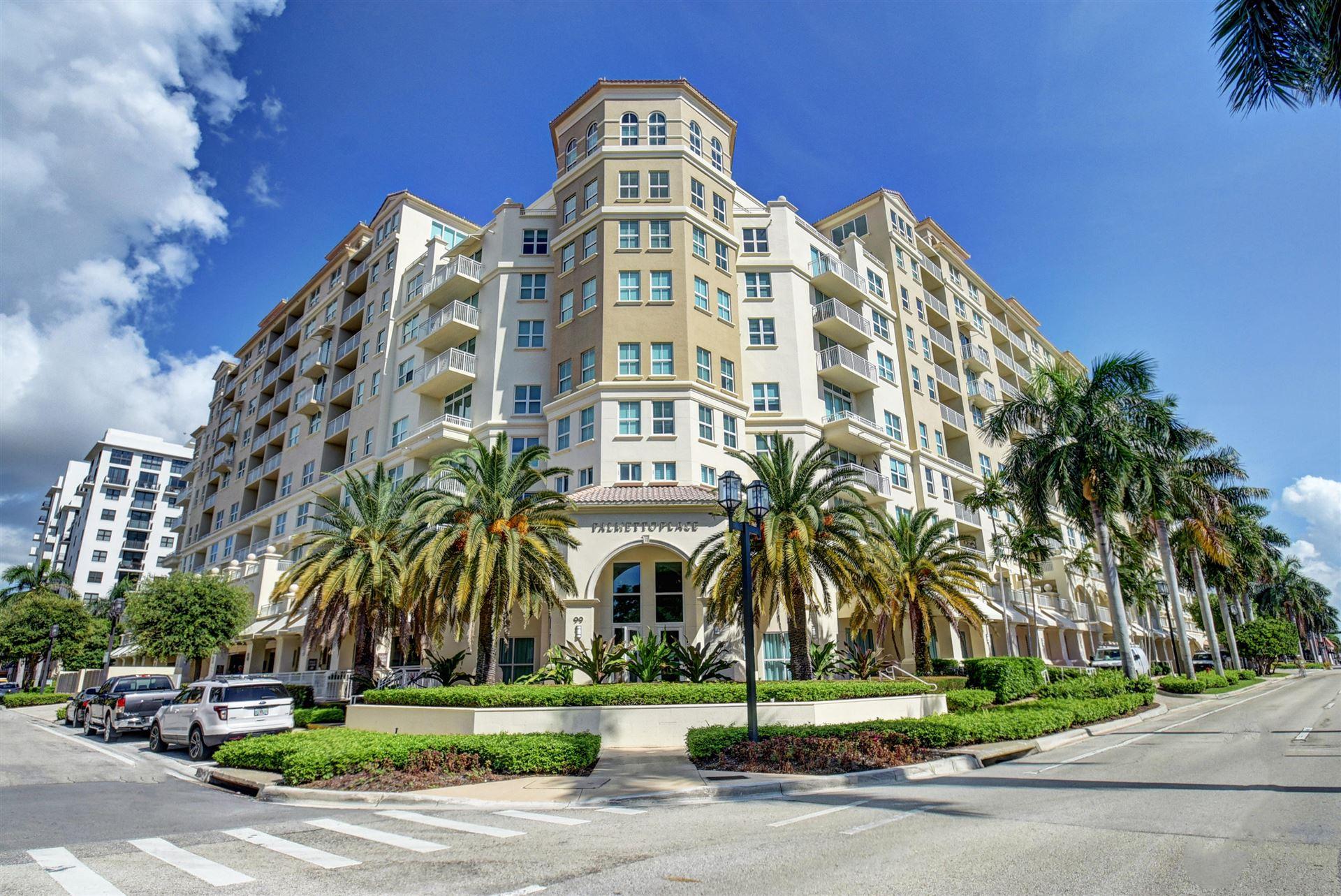 99 SE Mizner Boulevard #831, Boca Raton, FL 33432 - #: RX-10640620
