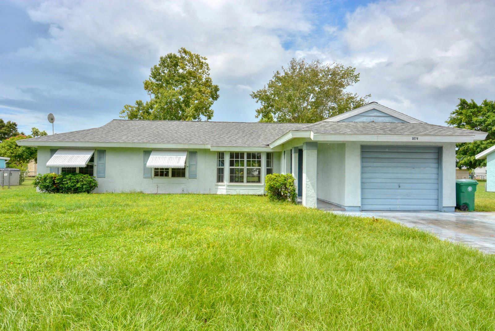3074 SW Denton Street, Port Saint Lucie, FL 34953 - #: RX-10654620
