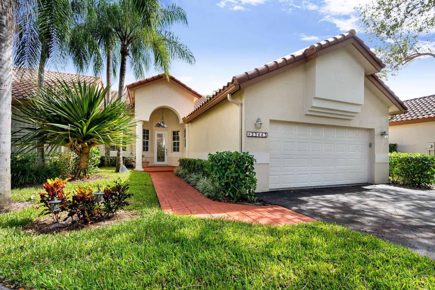 23443 Water Circle, Boca Raton, FL 33486 - #: RX-10669620