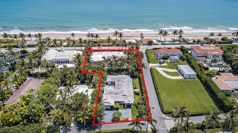 1285 N Ocean Boulevard, Palm Beach, FL 33480 - MLS#: RX-10709620