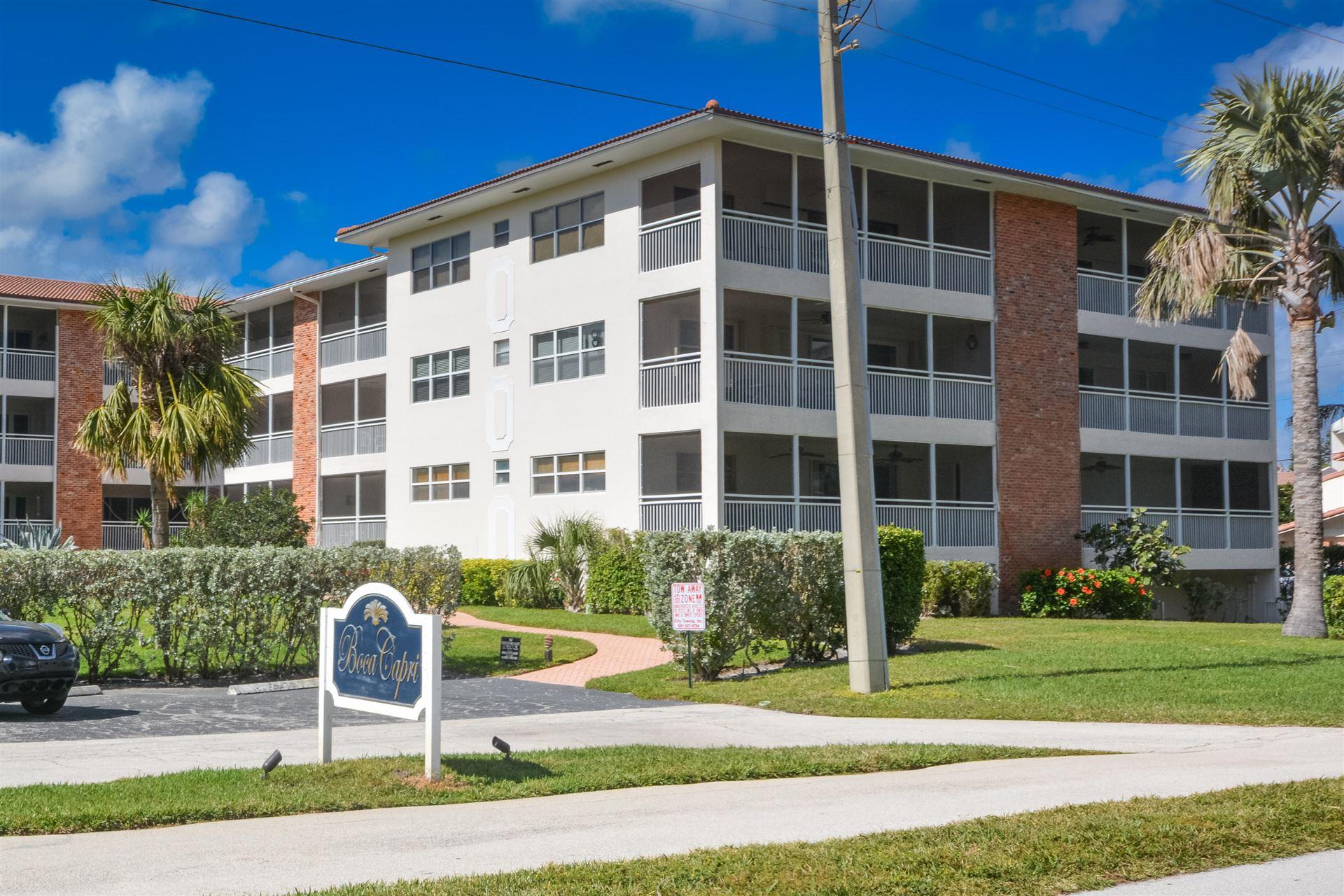 2501 S Ocean Boulevard #3080, Boca Raton, FL 33432 - MLS#: RX-10711620