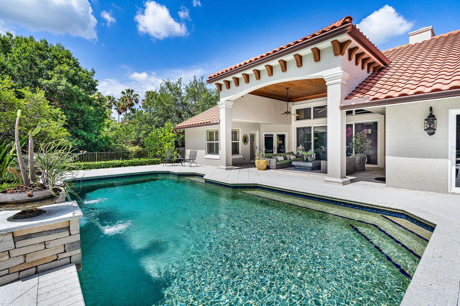 Photo of 5801 Whirlaway Road, Palm Beach Gardens, FL 33418 (MLS # RX-10716620)
