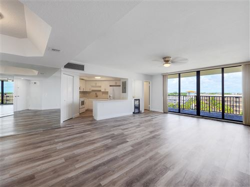Photo of 3610 S Ocean Boulevard #506, South Palm Beach, FL 33480 (MLS # RX-10741621)