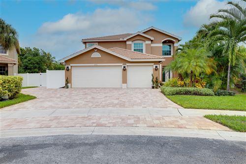 Photo of 5501 Monte Fino Court, Greenacres, FL 33463 (MLS # RX-10754621)