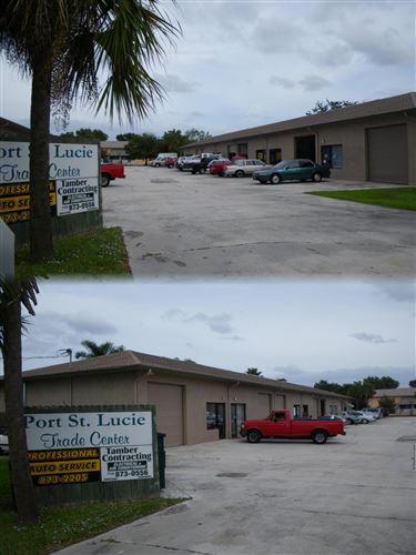 Photo of 1722 SW Biltmore Street #1722, Port Saint Lucie, FL 34984 (MLS # RX-10662622)