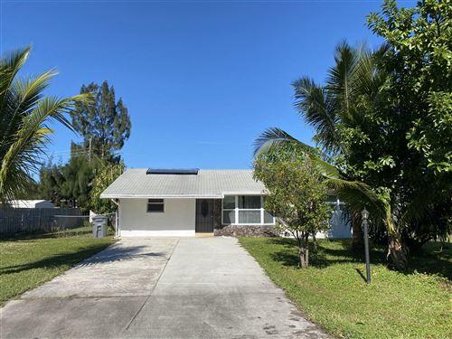 Photo of 3545 Ruskin Avenue, Boynton Beach, FL 33436 (MLS # RX-10674622)