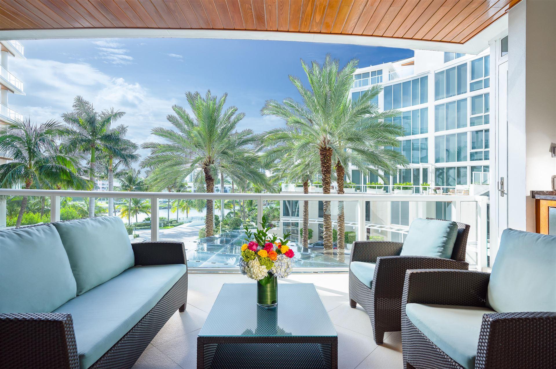 1000 S Ocean Boulevard #309, Boca Raton, FL 33432 - MLS#: RX-10651622