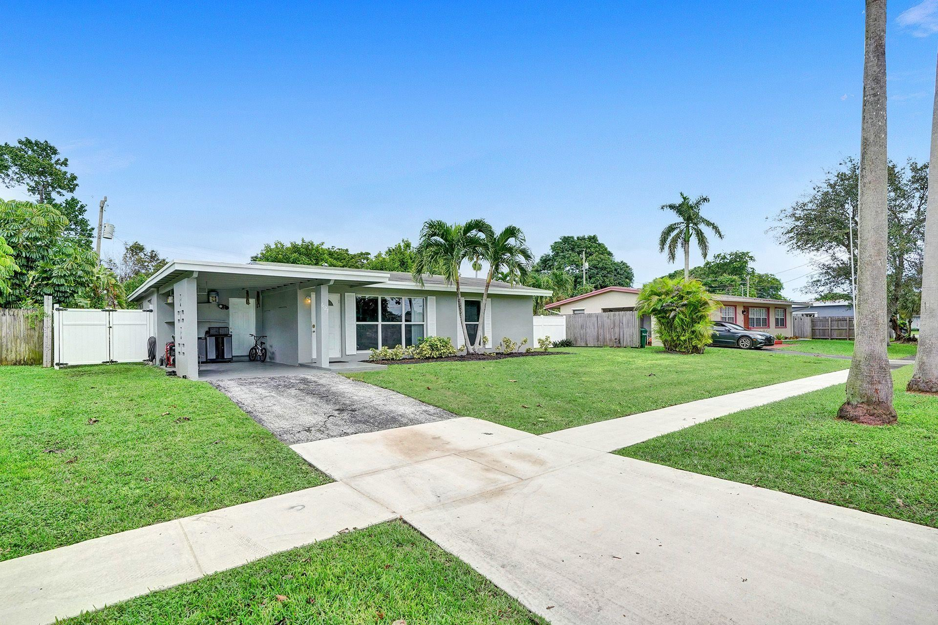 Photo of 6127 NW 19th Court, Margate, FL 33063 (MLS # RX-10671622)