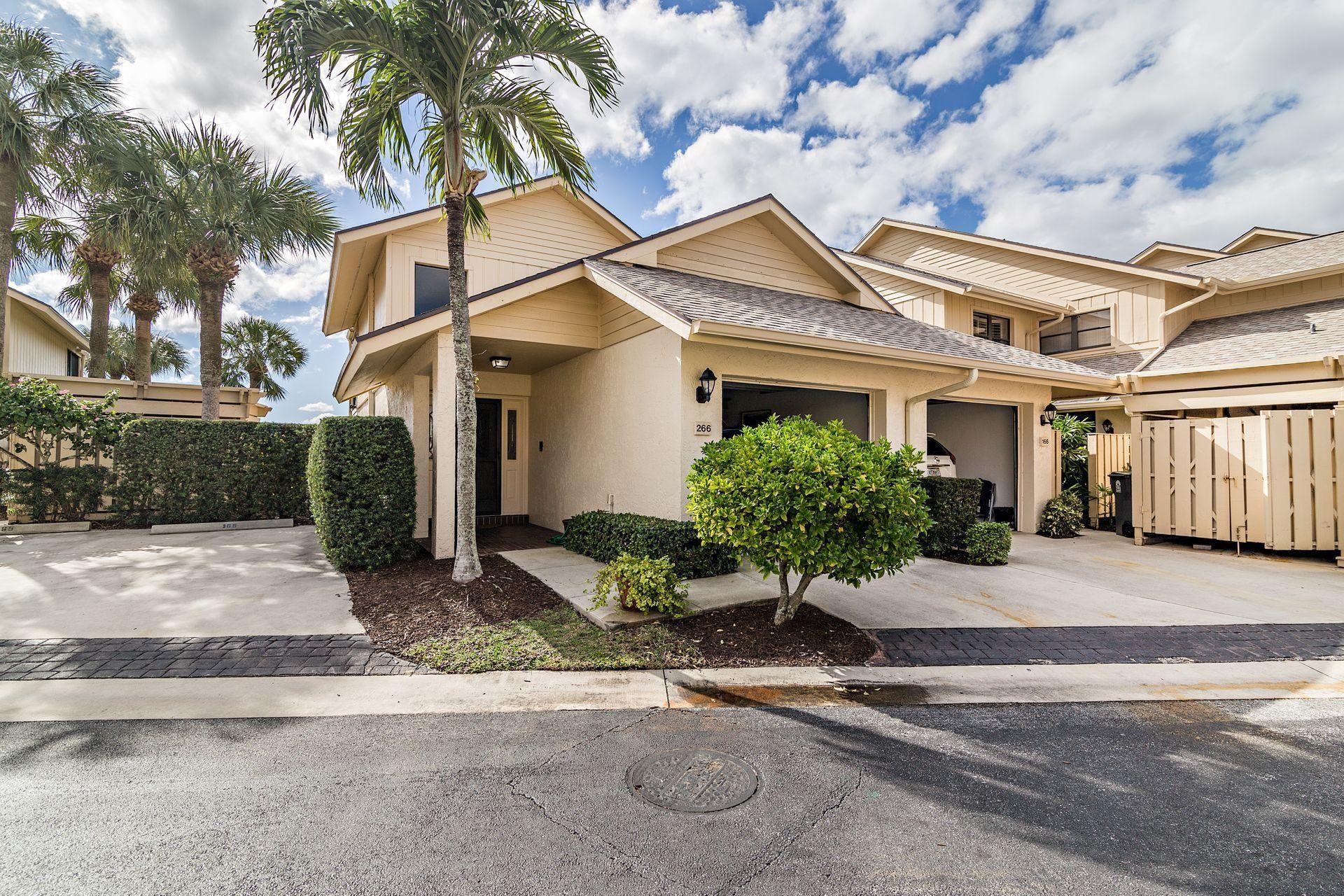 Photo of 16913 Waterbend 266 Drive #266, Jupiter, FL 33477 (MLS # RX-10686622)